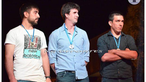 Acis, Romero y Ramos los arqueros ternados