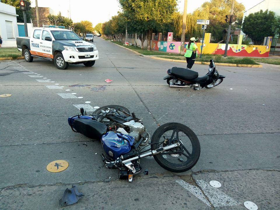 La triste realidad del tránsito en 9 de Julio: en cuatro meses 112 accidentes, 128 lesionados y dos muertes