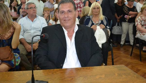 Concejal Eduardo Vicente del Bloque Peronista, sostiene que $20 no cambia en la realidad del vecino