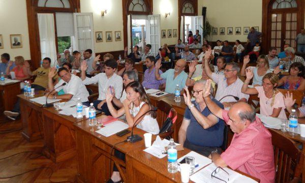 Concejales y Mayores Contribuyentes aprobaron la Fiscal Impositiva