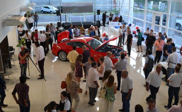 El Mustang fue el mas mirado por el publico