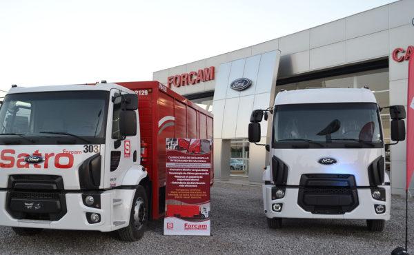 En Forcam se adquieren todas las lineas de camiones Ford
