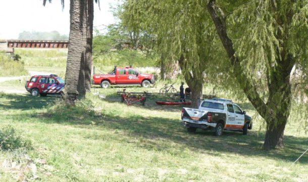 Fuerzas de seguridad y de rescate en el lugar