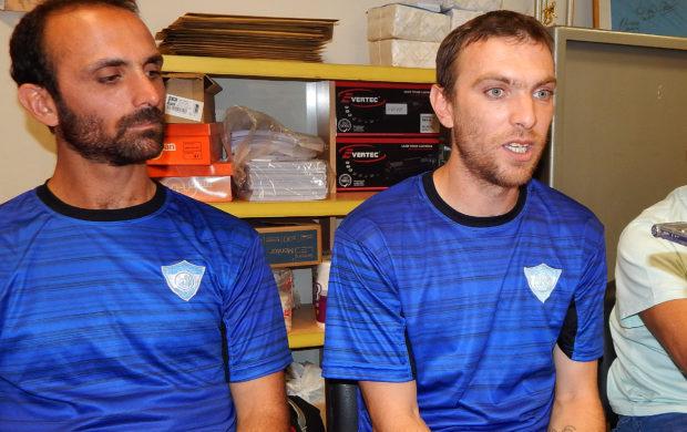 Gonzalo Paoltroni es el nuevo DT de San Martin