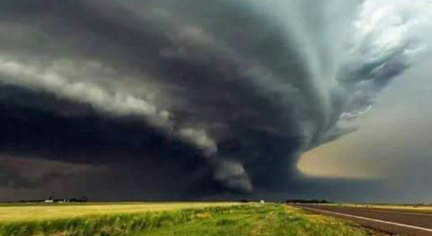 Temeraria tormenta se dio sobre la región norte de Buenos Aires