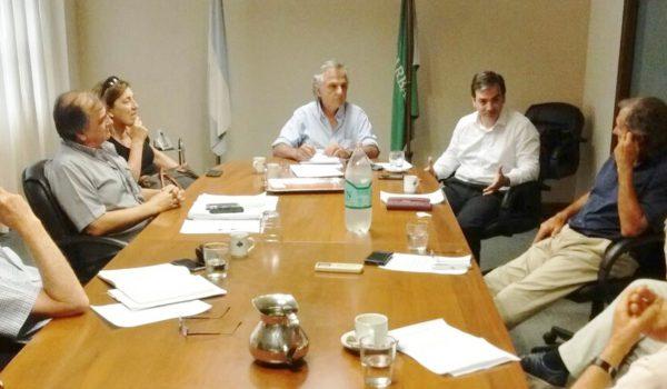 Instancia de la reunion realizada en CARBAP