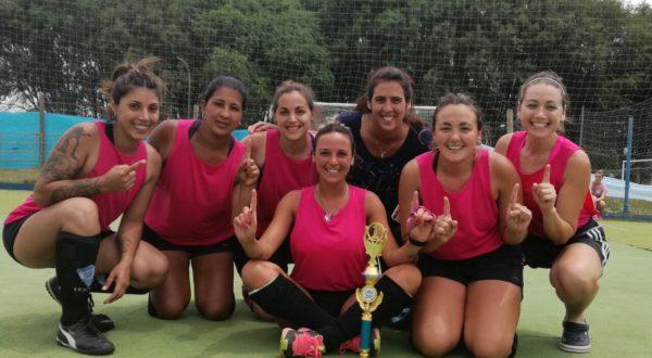 Las Chivitas campeonas en Mamis