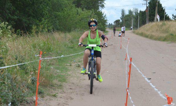 Leticia Hernandez, segunda en su categoria