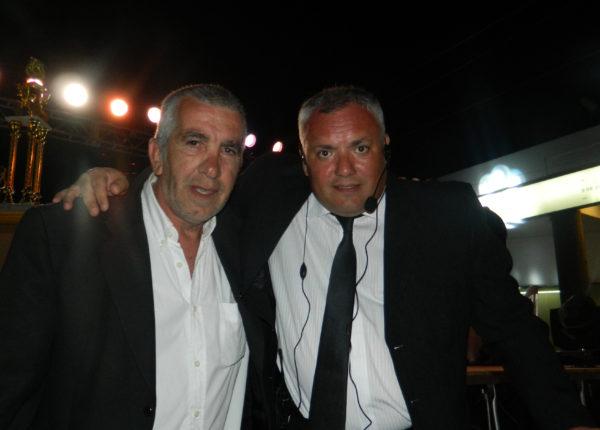 Marcelo Giles y Guillermo Aranda los hacedores y conductores de la Fiesta del Futbol