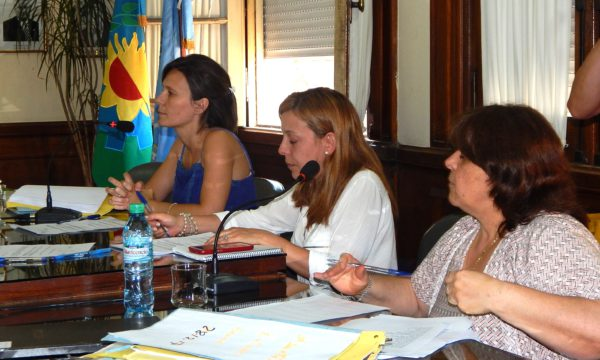 Maria Jose Gentile presidente del HCD
