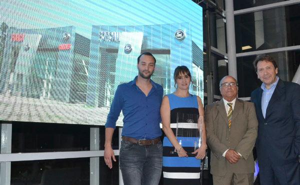 Matias Alcorta, Patricia Morrone, Antonio Morrone y Walter Vergara
