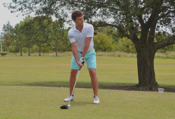 Miguel Sancholuz se consagro campeon del Golf Club Atletico 9 de Julio