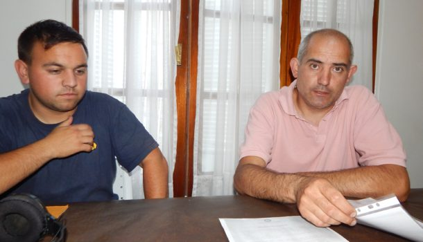 Romero y Bonello en dialogo con El Regional Digital