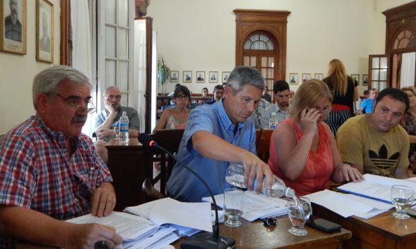 Un Mayor Contribuyente expone su posicion ante el Concejo