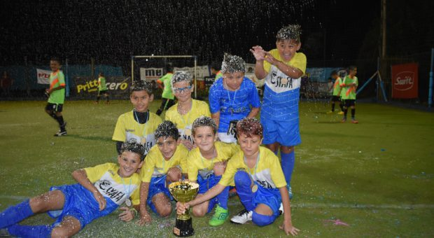 Agropecuaria Syafa campeon categoria 2009