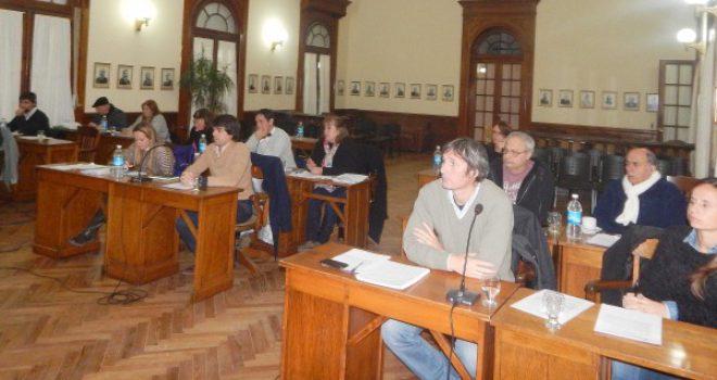Concejales durante el ejercicio 2017