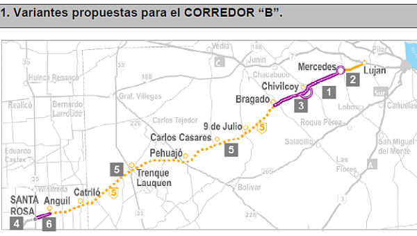 Corredor Vial B