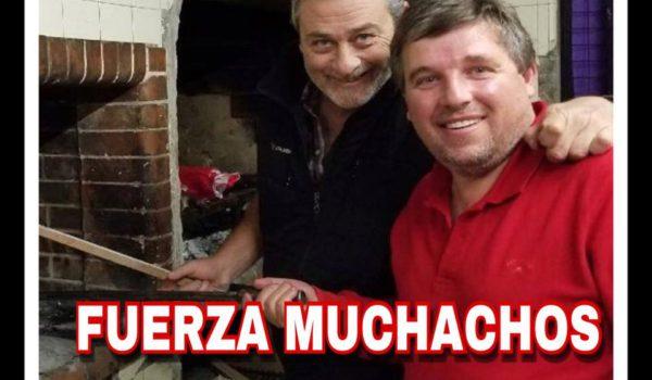Daniel Felipe y Marcelo Librandi – foto facebook Jorge Viyella