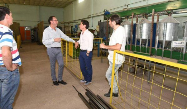 En Escuela Tecnica, Torchio junto a Sánchez Zinny