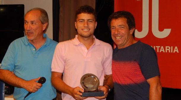 Miguel Sancholuz hijo, se consagro campeon por 5to año consecutivo del Golf Club Atletico 9 de Julio