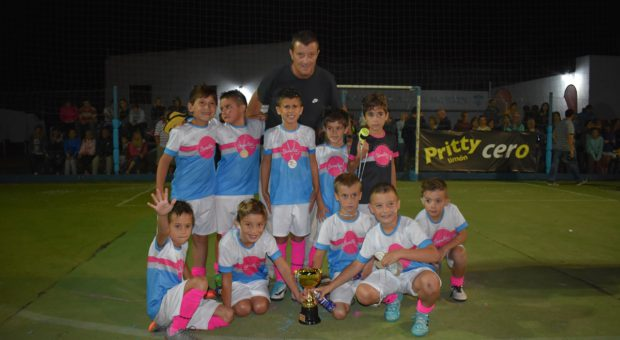 Servitec sub campeon categoria 2009