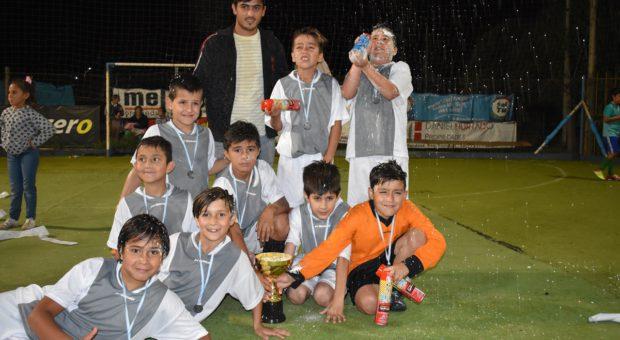Transporte el Burguesito sub campeon 2007