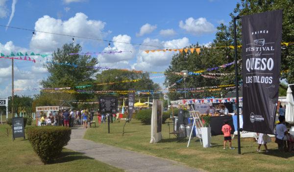 Corredor Maidana donde se desarrollara el 2do Festival del Queso ademas de la Ruta del Queso