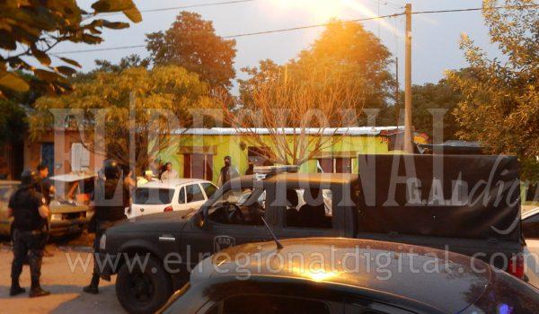 Domicilio de calle Joaquin V Gonzales en la ciudad de 9 de Julio