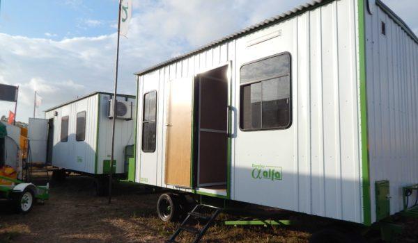 En casillas Rurales Alfa aumentaron sus ventas en la provincia de Cordoba