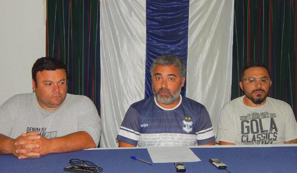 Ignacio Branegeri y Guillermo Aranda brindaron detalles del Torneo juvenil en Libertad
