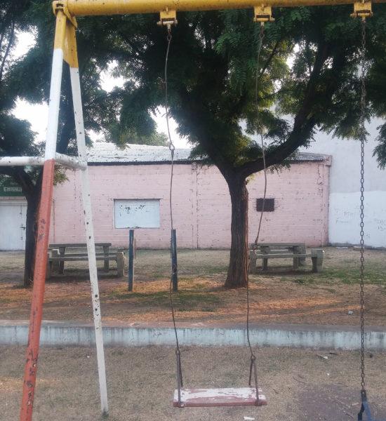 Juegos atados con alambre y la peligrosidad que ello acarrea