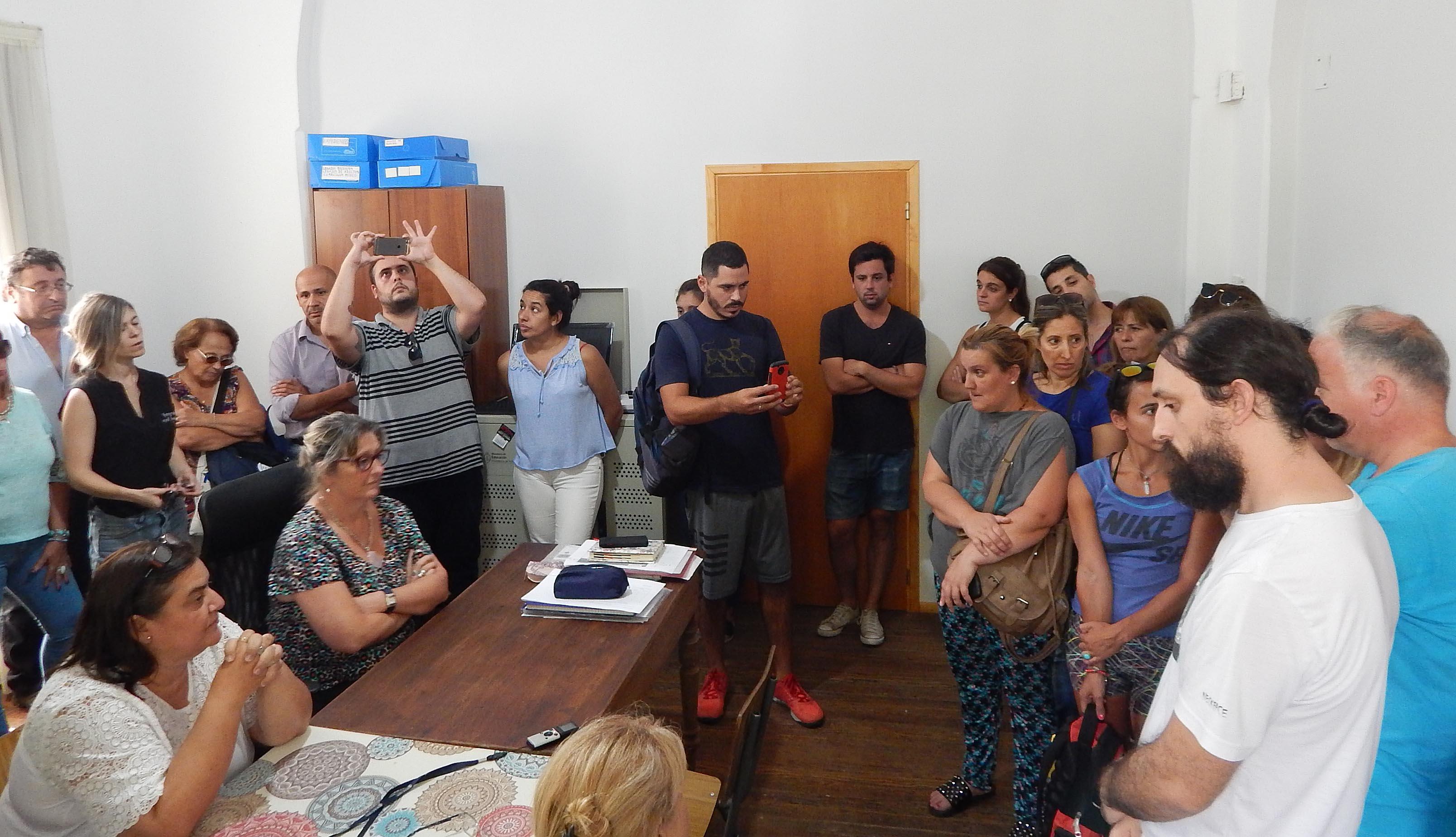 La Media N° 3 Almafuerte no se cierra, aseguraron  las autoridades educativas de  9 de Julio