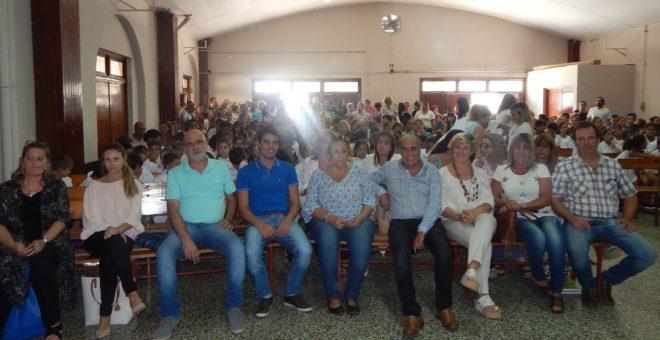 Autoridades municipales, Consejeros Escolares, Concejales y de Educación