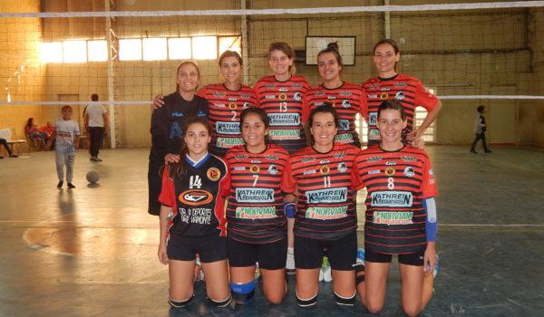 Club Ciudad Los Toldos campeon del Toreno