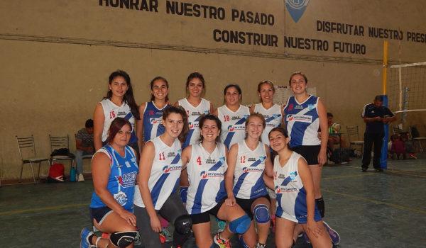 Equipo de Las Santas de Club San Martin