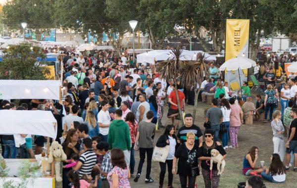 Mucho publico se hizo presente en el 2do Festival del Queso