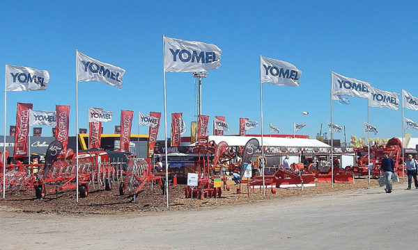 Stand de Yomel