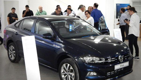 Virtus la nueva unidad de VW en Alra Sur 9 de Julio