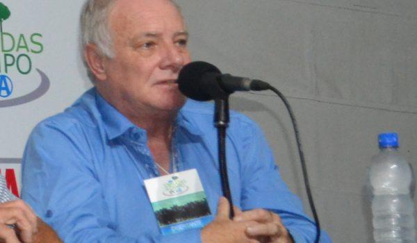 Ing. Agr. Omar Schneiter, Director de la Experimental INTA Pergamino