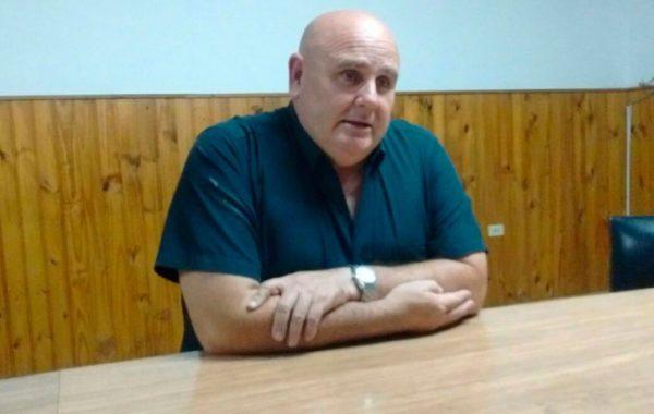 Edurdo Barucco, fue reelegido al frente de la LNF – foto archivo