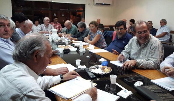 Instancia de la reunion de La Regional en 9 de Julio