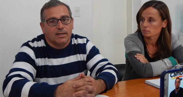 Concejales Spinetta y Dramisino, integran el frente Cambiemos desde la UCR