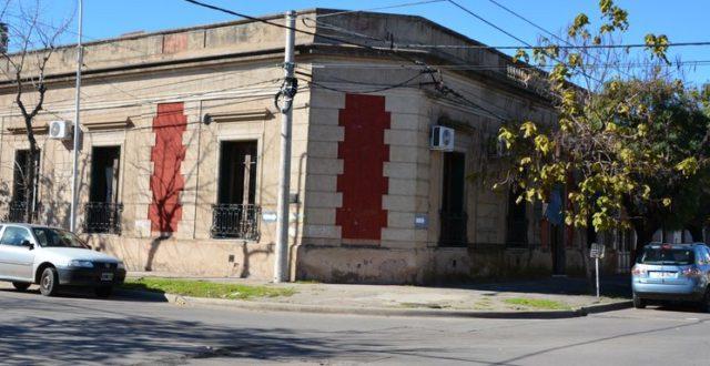 Edificio donde funciona Jefatura Distrital y que ahora se aloja la Jefatrua Regional 15