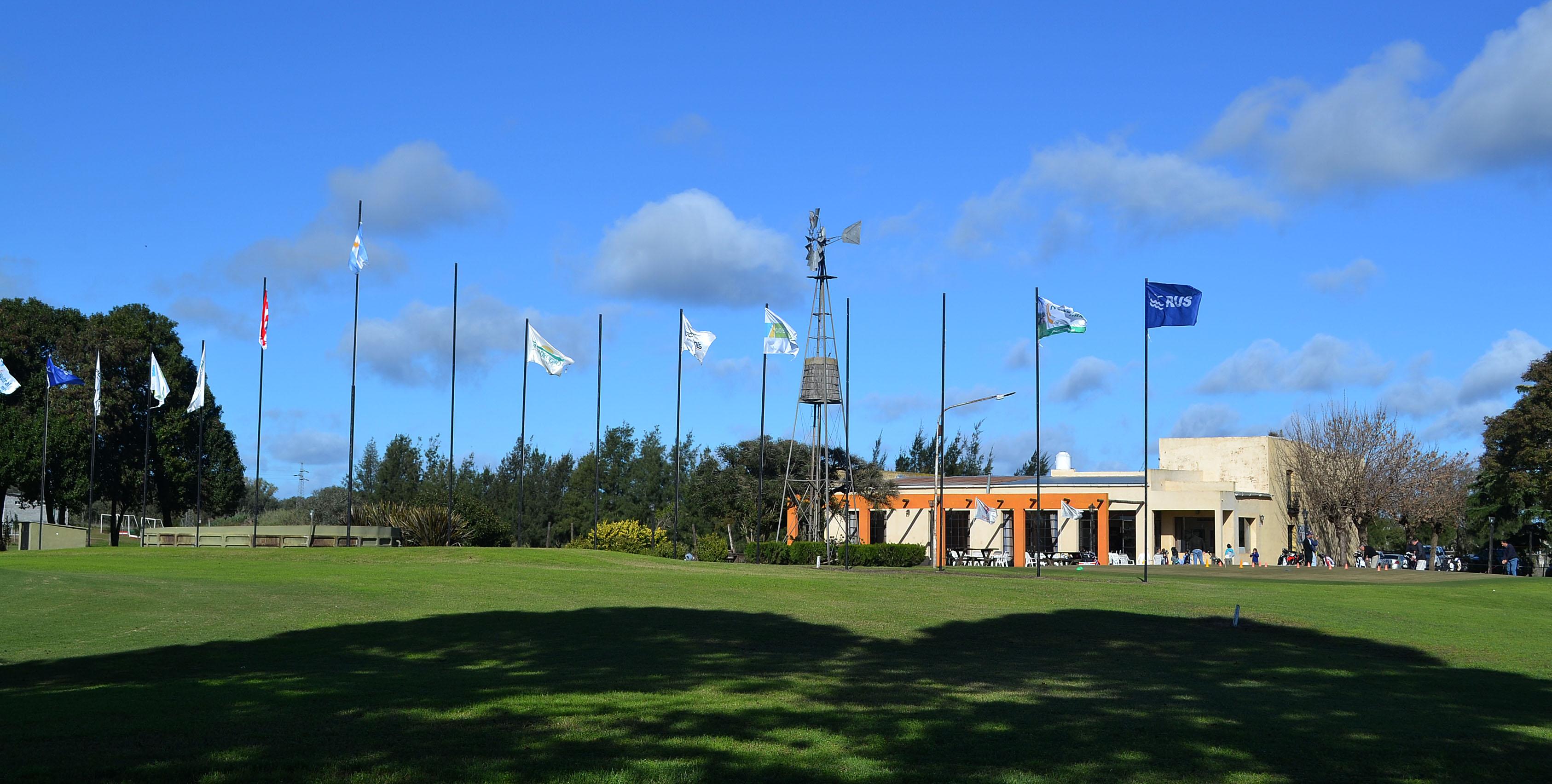 Gran jornada se vivio en el Golf Club Atlético9 de Julio en su 24° a