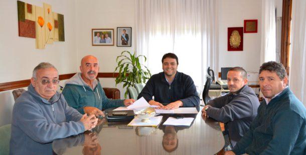 Instancia de la reunion donde se firmo el acuerdo