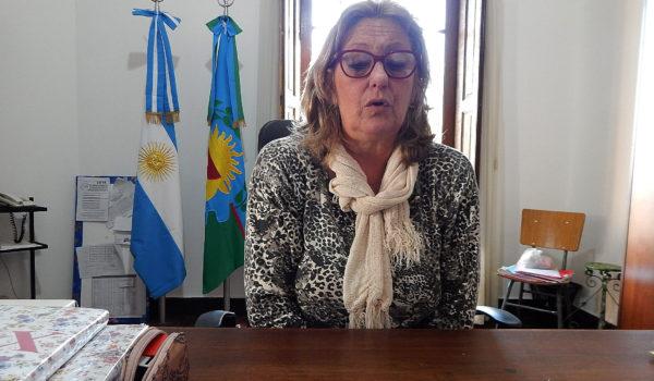 Liliana Vallabriga brindo detalles de los sucedido