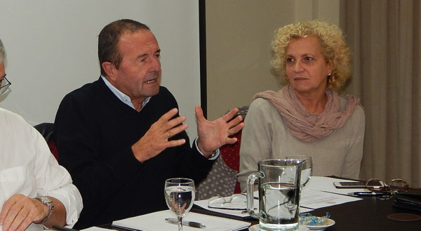 Raul Crucianelli presidente de CAFMA