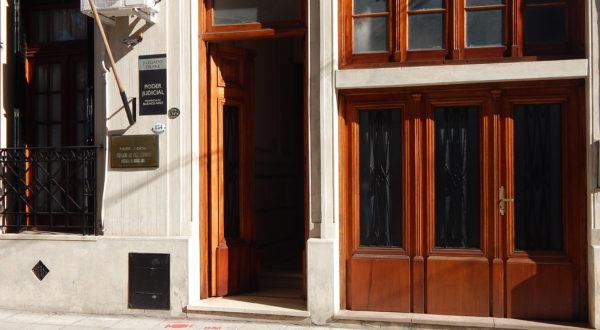 Edificio del Juzgado de Paz 9 de Julio
