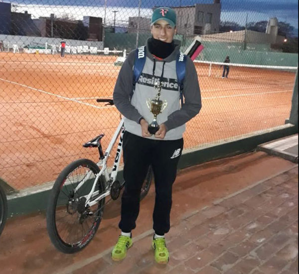 Leonel Zabala se consagro campeon nacional en Pehaujo