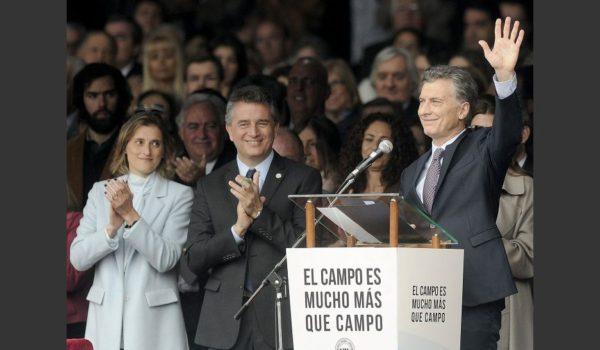 Mauricio Macri recibira la proxima semana al campo